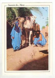 ZAGORA, Morocco PU-1998