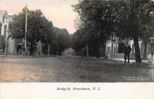 LP50   Frenchtown   New Jersey Bridge St.