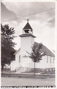 RP: Immanual Lutheran Church , ADAMS , Wisconsin , 30-40s