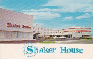 Ohio Shaker Heights Motor Hotel 1962