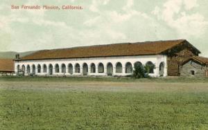 CA - San Fernando Mission