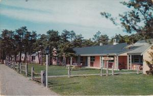 Country Village Motel and Cottages, CAPE COD, Massachusetts, 40-60´