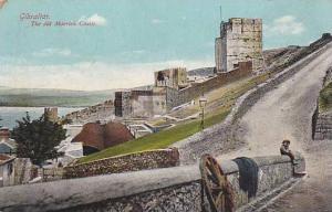 The Old Moorish Castle, Gibraltar, 1900-1910s
