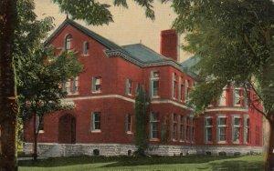 WELLINGTON , Kansas , 1900-10s ; Sumner County High School