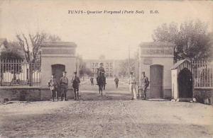 Quartier Forgemol (Porte Sud), Tunis, Tunisia, Africa, 1900-1910s