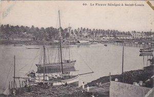Senegal Saint-Louis Le Fleuve