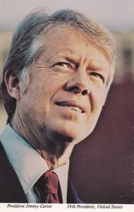 President Jimmy Carter - Inaugurated January 20, 1977