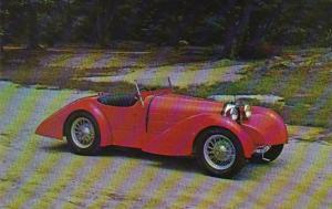 1927 Bugati Type 37 1 1/2 Litre Sport Roadster