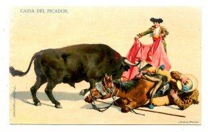 Bullfighting - Chopper Fall