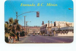 Buy Postcard El Cid Motor Hotel Ensenada B C Mexico