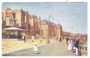 Marine Drive , Colwyn Bay (L.&N.W. Railway postcard) , Wales, 00-10s