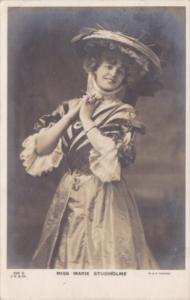 Miss Marie Studholme 1904 Photo