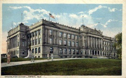 Omaha High School in Omaha, Nebraska