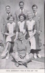 Cecil Johnson's Fun In The Air 1951