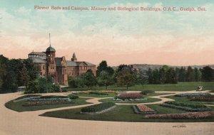 GUELPH , Ontario , Canada , 00-10s ; Campus , O.A.C.