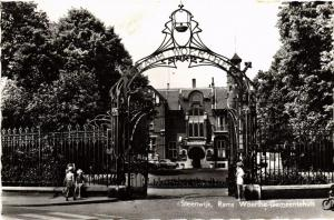 CPA Steenwijk Rams Woerthe-Gemeentehuis NETHERLANDS (728733)