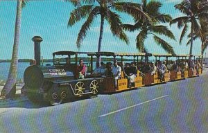 Florida Key West Passenger Conch Tour Train