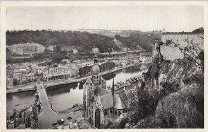 Belgium Dinant Panorama vu de la Citadelle Photo
