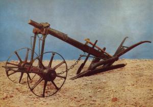 Postcard THE KENT PLOUGH Turnwrest Farming & Social History