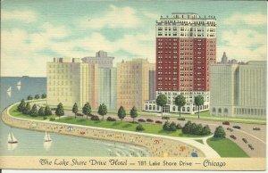 Chicago, ILL., The Lake Shore Drive Hotel, 181 Lake Shore Drive