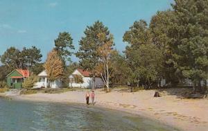 LAKE NIPISSING , Ontario , 1975 ; Sunset Cove