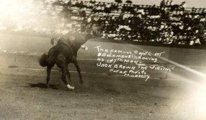 Bozeman Montana Roundup Rodeo