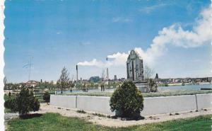 War Memorial , ROUYN-NORANDA , Quebec , Canada , 1987