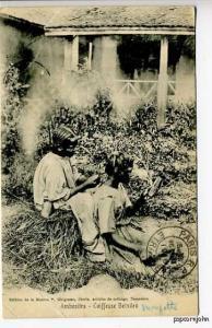 Africa Madagascar Tamalave Ambosiltra Postcard