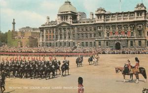 Trooping the Colour, Horse Guards, London
