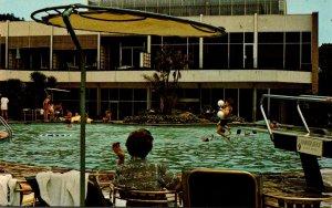 Mississippi Biloxi Broadwater Beach Hotel Swimming Pool