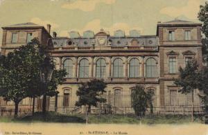 SAINT-ETIENNE, Le Musee, Rhone-Alpes, France, PU-1911