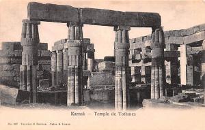 Karnak Egypt, Egypte, Africa Temple de Tothmes Karnak Temple de Tothmes