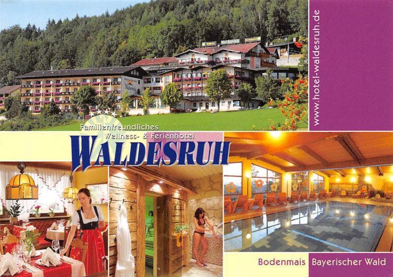 Familienfreundliches Wellness Ferienhotel Waldesruh Bodenmais