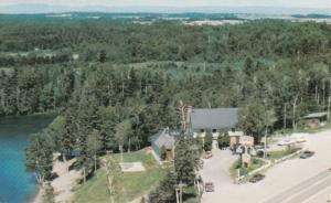 LATERRIERE, Saguenay, Quebec, Canada, PU-1986; Manoir Clairvol