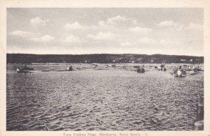SHELBURNE , Nova Scotia ,30s-40s; Tuna Fishing Fleet