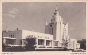 Illinois Host Building Chicago World's Fair 1933-34