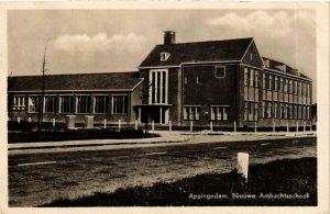 CPA APPINGEDAM Nieuwe Ambachtsschool NETHERLANDS (705985)