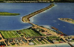 FL - Clearwater. Memorial Causeway and Beach