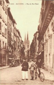 France Bayonne Rue du Port Neuf 03.03