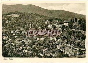 Modern Postcard Baden Baden