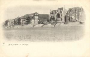 CPA HOULGATE - La Plage (140826)