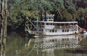 The Lorena, Zanesville, Ohio, OH USA Ferry Ship Unused