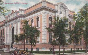 New York Syracuse Public Library 1912