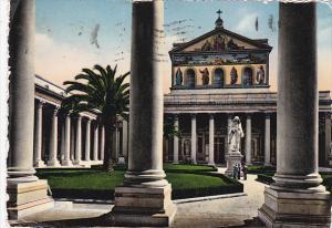 Italy Roma Rome Basilica di San Paolo