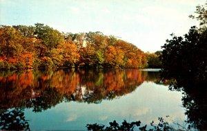 New York Long Island Sag harbor Trout Pond