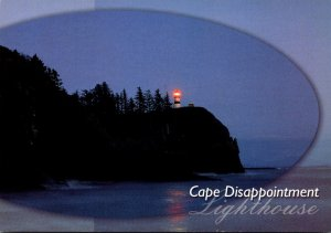 Oregon Cape Disappointment Lighthouse
