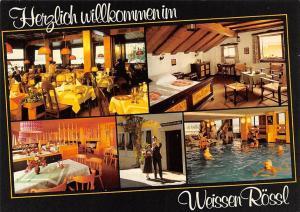 St Wolfgang am See Romantikhotel und Restaurant im Weissen Roessl