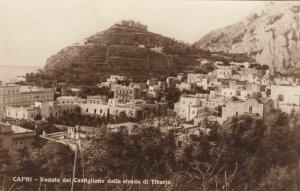 RP: CAPRI , Italy , 1910-30s ; #1