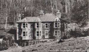 Oaklands Youth Hostel Betws Y Coed 1960s Welsh Postcard