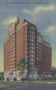 Jefferson Hillman Hospital